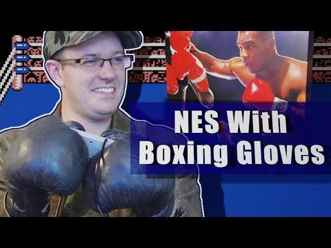 NES with Boxing Gloves! James & Mike Mondays