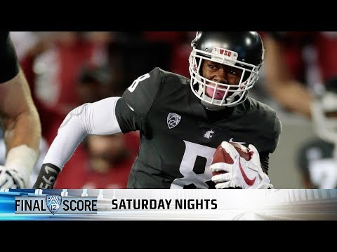 Highlights: No. 16 Washington State football stays perfect with upset win over No. 5 USC