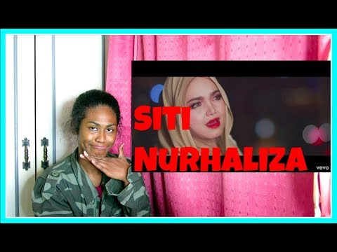 Dato Siti Nurhaliza - Mikraj Cinta | Reaction