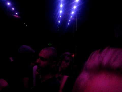 Martin Hallak @ Cocoliche 30-10-09 Buenos aires alien Beat