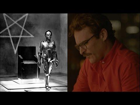 [О кино] Метрополис (1927), Она (2013)