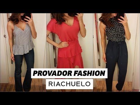 Provador Fashion - Riachuelo (VEDN #15) I Anita Bem Criada