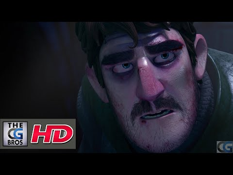"**Award Winning** CGI 3D Animated Short: ""GEIST""  - by Giant Animation Studios"