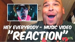 "5SOS - Hey Everybody Music Video ""REACTION"""