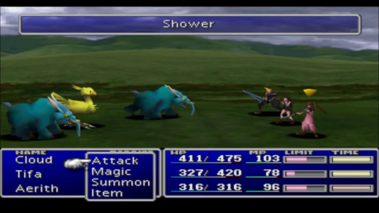 Ff7 Karte.Final Fantasy Vii Playthrough Part 17 Mythril Mines