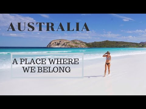 AUSTRALIA - A PLACE WHERE WE BELONG | Roadtrip Australia Mega Episode 1