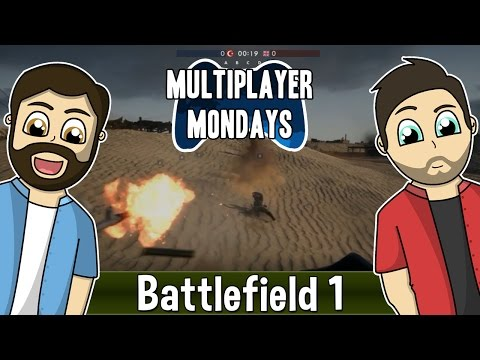Multiplayer Mondays Battlefield 1 Highlights - Anglo-American Relations ft BlackFire Forge
