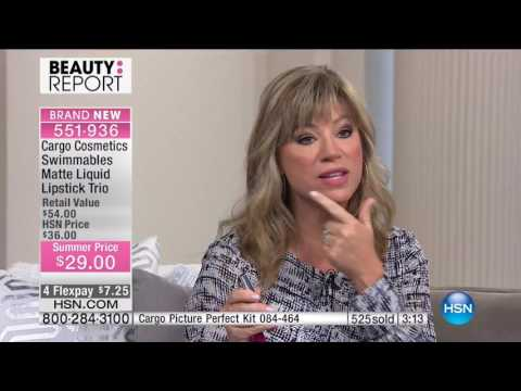 HSN   Beauty Report with Amy Morrison 05.04.2017 - 07 PM