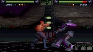 FX Fighter (OLD VERSION) PC Complete Playthrough - NintendoComplete