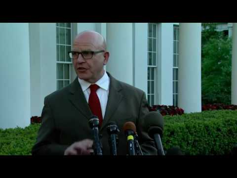 H.R. McMaster Denies WaPo Report