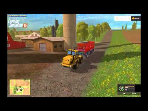 Мод трактора Кировец К700 / К701 для LS Farming Simulator 2015