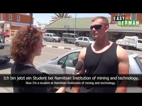 Tiếng Đức bài 30: Swakopmund của Namibia