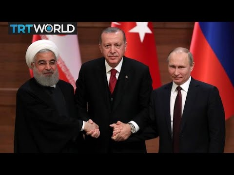 Erdogan, Rouhani and