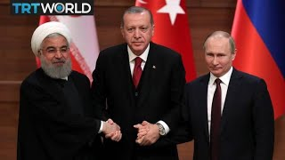 Erdogan, Rouhani and Putin reached agreement on constitutional committee - Syria Summit in Ankara