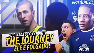 fifa 17 the journey esse harry kane  folgado injustia episdio 4