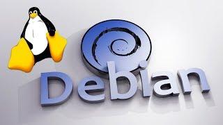 Установка Debian linux на современный компьютер