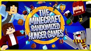 The Minecraft Randomized Hunger Games! #2 | YourPalRoss / GizzyGazza / TheFamousFilms