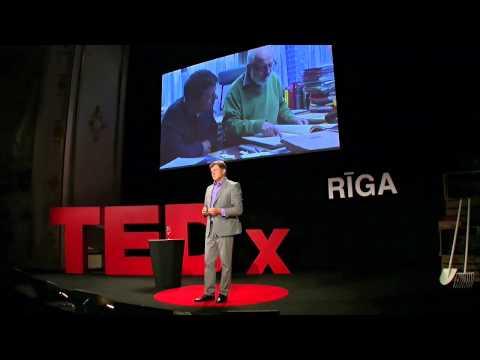 What Do the Northern Lights Sound Like? | Ēriks Ešenvalds | TEDxRiga