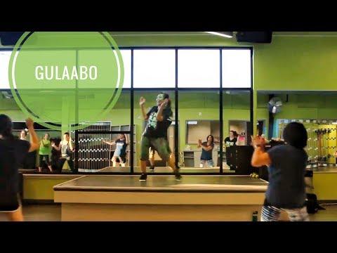 "Dance Fitness w/ Diny - ""Gulaabo"" (Vishal Dadlani & Anusha Mani) - Bollywood"