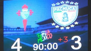 Video Gol Pertandingan Celta Vigo vs Pachuca