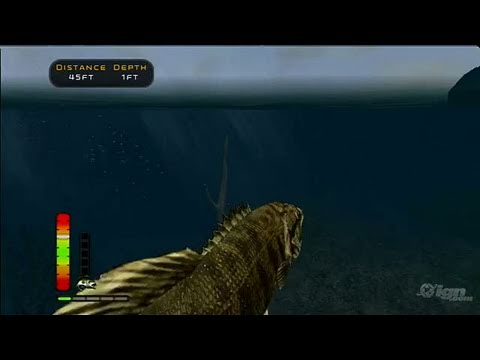Bass Pro Shops: The Strike Xbox 360 Gameplay - Pro Fishing