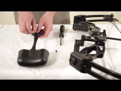 How To Set Up A 75 Lbs Berserker Compound Bow From Apex Hunting