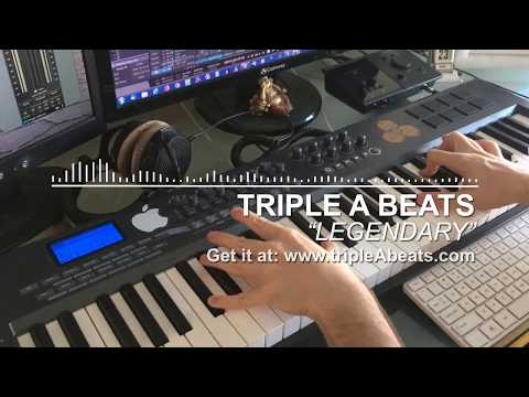 "J Cole Type Beat 2018 - ""Legendary"" [Triple A Beats]"