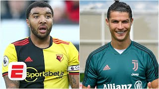 Premier League Serie A updates Troy Deeney hits out Italy eyes next steps ESPN FC