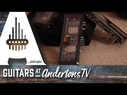 Vox Nutubes - What does the future hold for Valve Amps?