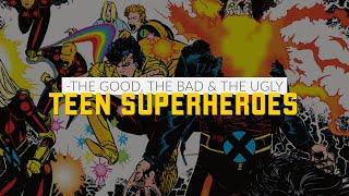 Teenage Superheroes in Comics Special