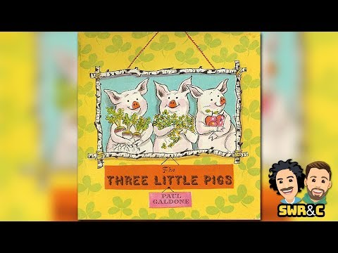 CHILDREN'S BOOK  The Three Little Pigs by Paul Galdone  READ ALOUD