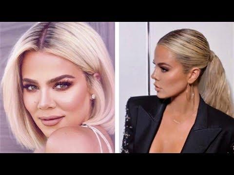 Khloe Kardashian Unveils BOTCHED Nosejob!!