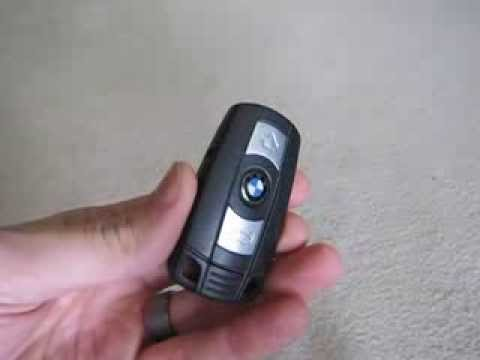 BMW 335i Key Fob Battery Replacement for 050  YouTube