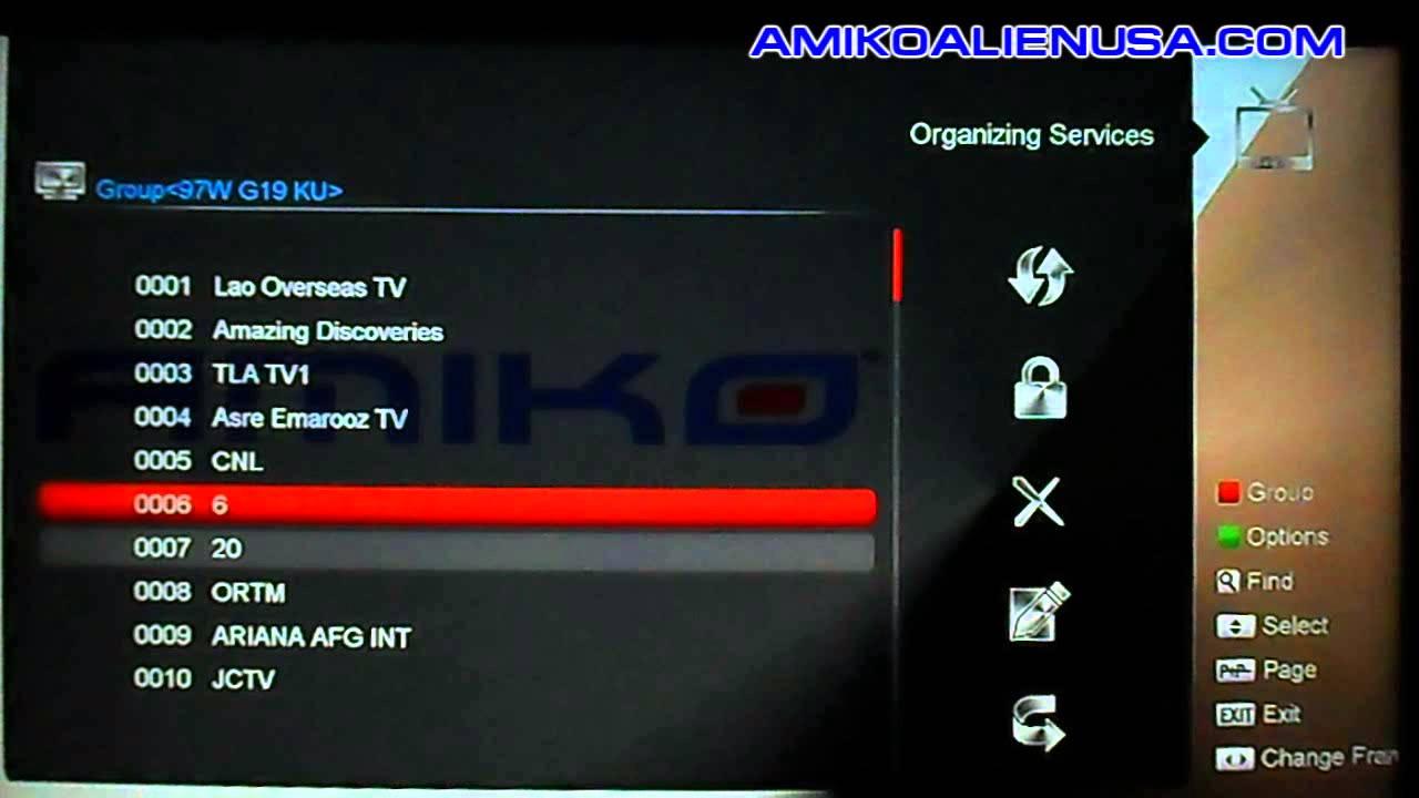 amiko mini hd se firmware download