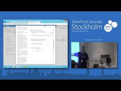 Thomas Vochten: SharePoint 2013 & ADFS in the real world