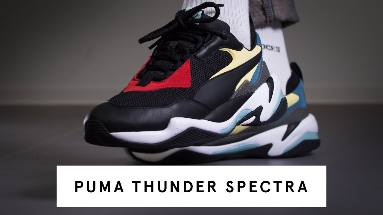 027d4704f7cbd Puma Thunder Spectra | Review