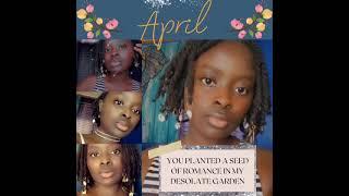 April Zodiac Letter