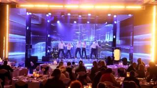 шоу балет КОЛОРС (Киев) - Номер открытие