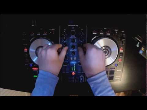 EDM MIX A.I.DJ SKILLS PIONEER DDJ SB2