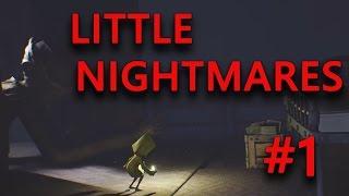 怖くないようにLittle Nightmares実況#1