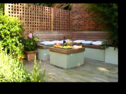 Garden screening ideas youtube for Garden screening ideas