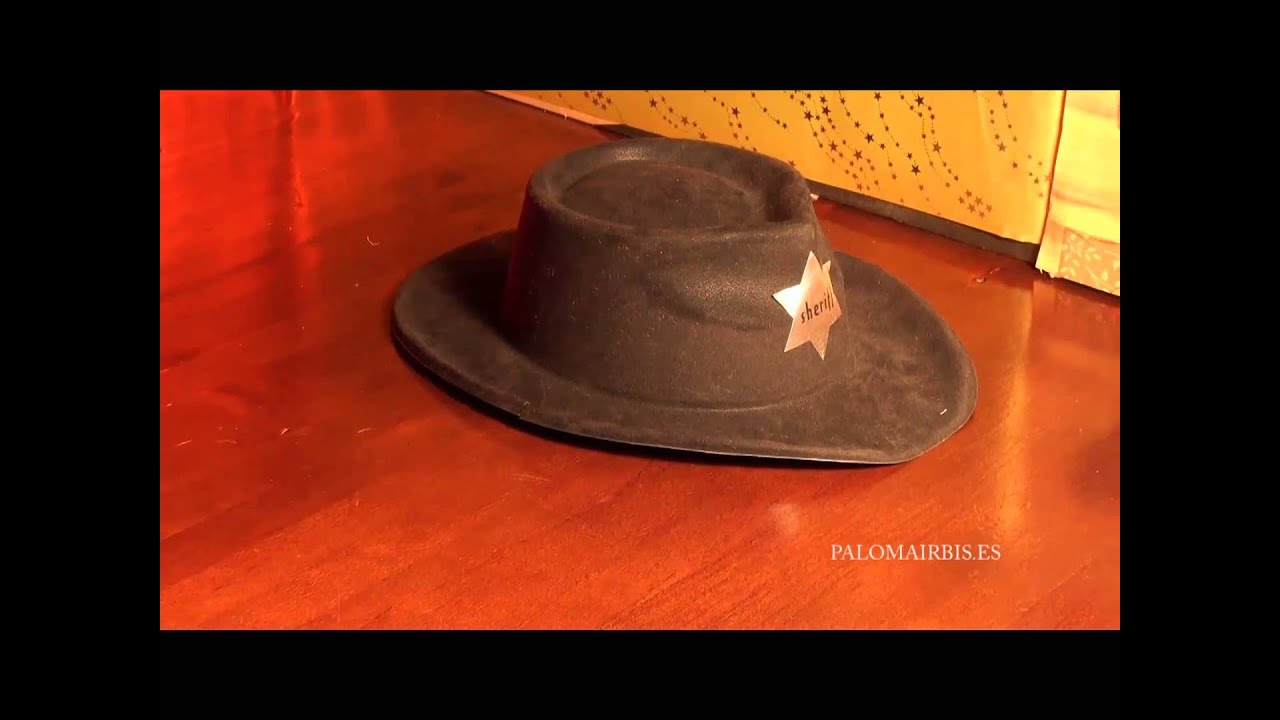 EL SOMBRERO DEL SHERIFF - YouTube ca7d5bad20f