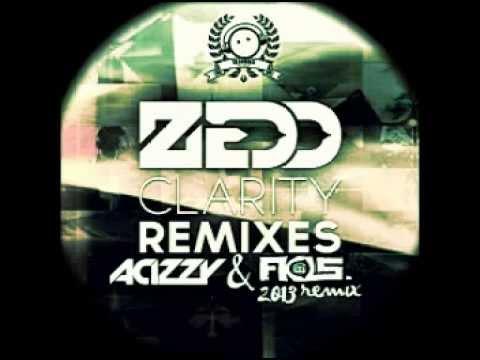 Zedd Ft. Foxes - Clarity (Acizzy & FKLS Remix)