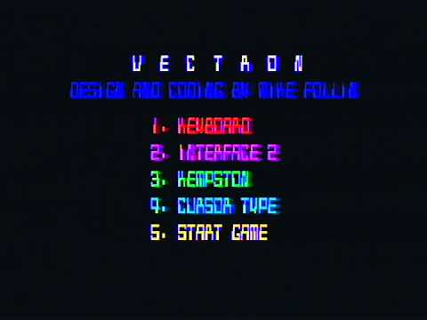 ZX Spectrum 1-bit music: Vectron (Tim Follin, 1985)