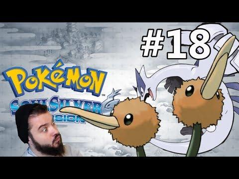 Český Let's play - Pokemon SoulSilver - #18 Vítězná cesta