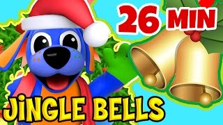 Orignal 2016 Jingle Bells Christmas Carol - NEW Christmas Song for Children in the Nursery Rhymes World!