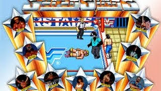 Game | WWF Superstars Arcade | WWF Superstars Arcade