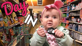 A Day In The Life | | DITL | Stay At Home Mom