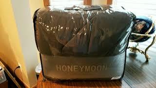 (Episode 2075) Amazon Prime Unboxing: HONEYMOON HOME FASHIONS Queen Comforter Set @amazon