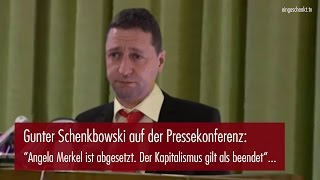 +++ Breaking News +++ Angela Merkel abgesetzt +++ Kapitalismus gilt als beendet +++